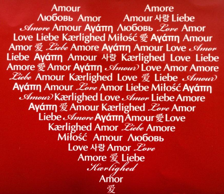 Apparence de Saint-Valentin  Rêve de Nazaire